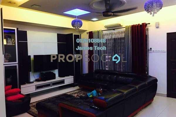 For Sale Terrace at Bandar Puteri Klang, Klang Freehold Semi Furnished 4R/3B 635k