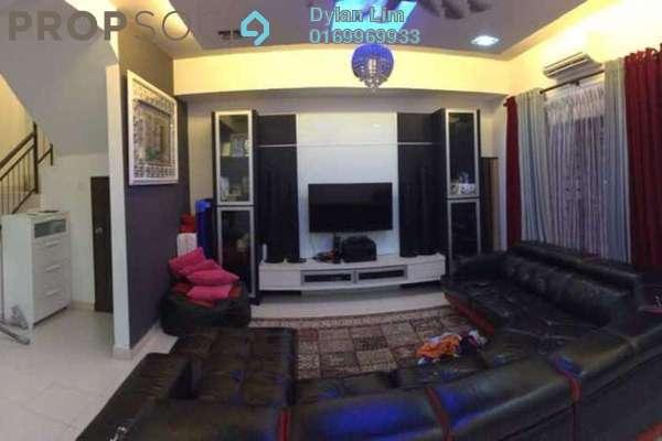 For Sale Terrace at Bandar Puteri Klang, Klang Freehold Fully Furnished 4R/3B 650k