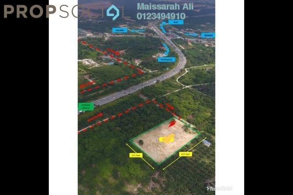 For Sale Land at Kota Warisan, Sepang Freehold Unfurnished 0R/0B 1.85m