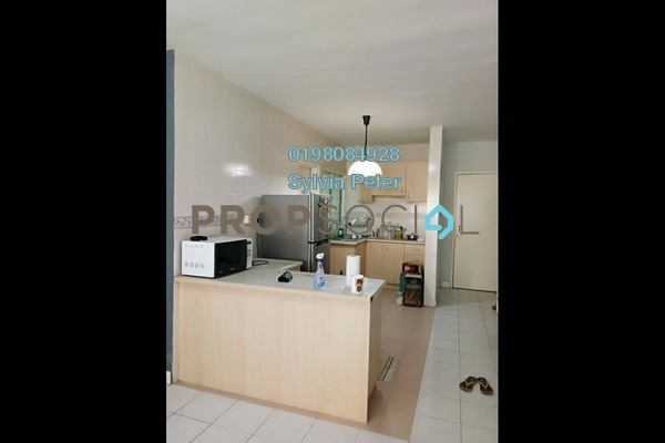 For Sale Apartment at Flora Damansara, Damansara Perdana Leasehold Unfurnished 3R/2B 235k