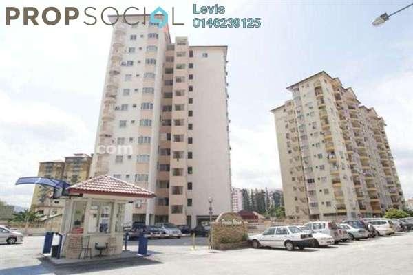 For Rent Condominium at Pandan Utama, Pandan Indah Freehold Semi Furnished 2R/2B 1.8k