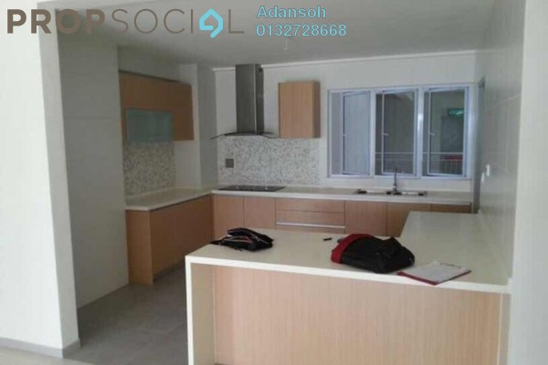 For Sale Condominium at Villa Orkid, Segambut Freehold Semi Furnished 3R/2B 648k