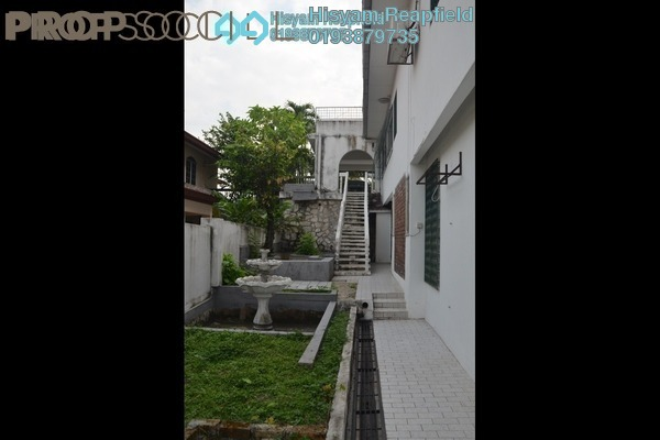For Sale Bungalow at Taman Setia, Gombak Freehold Semi Furnished 7R/5B 3m