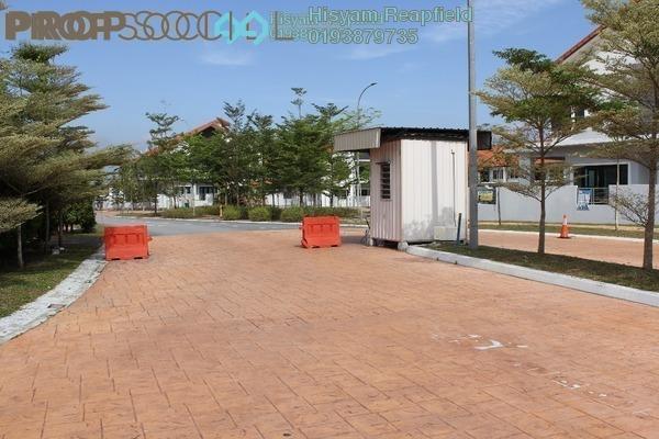 For Sale Superlink at Iltizam, Alam Sari Freehold Fully Furnished 5R/5B 830k