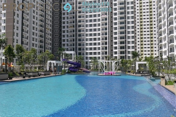 For Sale Condominium at Imperial Residence, Cheras South Freehold Unfurnished 3R/2B 420k