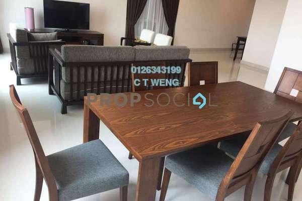 For Rent Condominium at Verticas Residensi, Bukit Ceylon Freehold Fully Furnished 2R/3B 5k