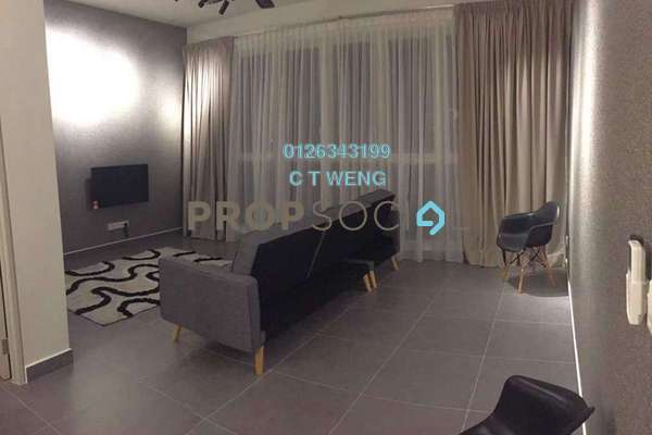 For Rent Condominium at Sentrio Suites, Desa Pandan Freehold Fully Furnished 3R/2B 3.2k