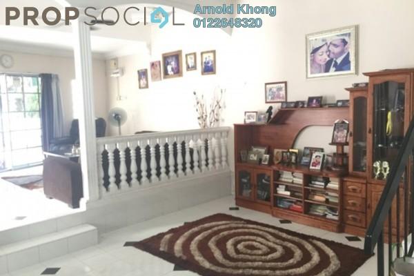 For Rent Terrace at Taman Segar Perdana, Cheras Freehold Unfurnished 4R/3B 2k