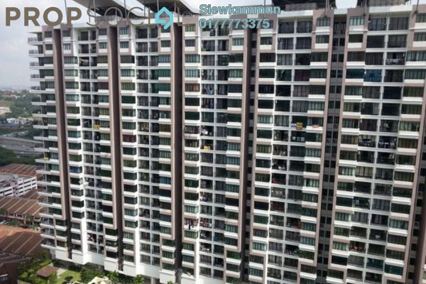For Rent Condominium at One Damansara, Damansara Damai Freehold Unfurnished 3R/2B 1.2k