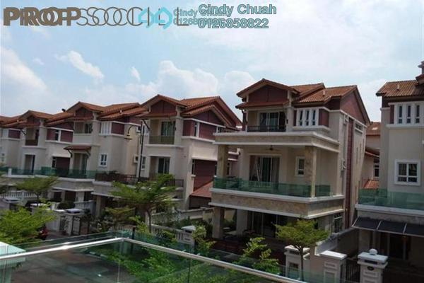 For Sale Bungalow at Villa Kristal Heights, Batu Caves Leasehold Semi Furnished 6R/7B 2.48m