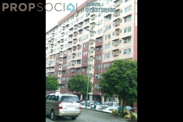For Sale Apartment at Kampung Lembah Jaya Utara, Ampang Leasehold Semi Furnished 3R/2B 150k