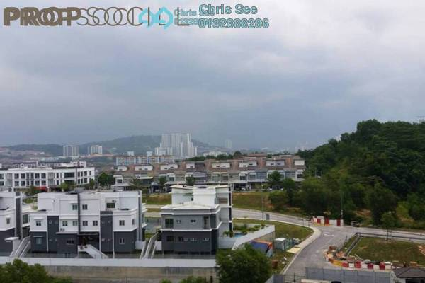 For Sale Condominium at Windows On The Park, Bandar Tun Hussein Onn Freehold Semi Furnished 3R/2B 600k