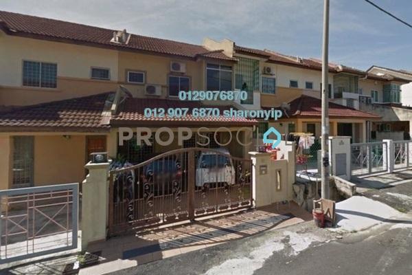 For Rent Terrace at Section 8, Bandar Mahkota Cheras Freehold Unfurnished 4R/3B 1.2k