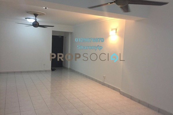 For Rent Apartment at Sri Camellia Apartment, Kajang Freehold Unfurnished 3R/2B 1.2k