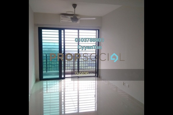 For Rent Condominium at Dex @ Kiara East, Jalan Ipoh Freehold Semi Furnished 3R/2B 1.8k