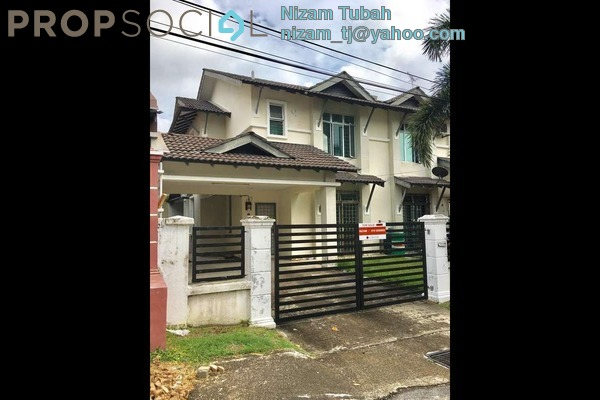 For Sale Semi-Detached at Taman Tasik Utama, Ayer Keroh Leasehold Unfurnished 4R/3B 320k