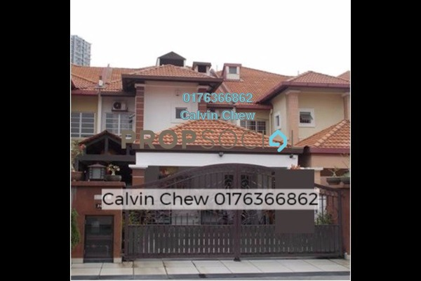 For Sale Terrace at Taman Tasik Prima, Puchong Freehold Unfurnished 5R/4B 802k