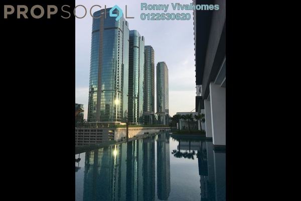 For Sale Condominium at South View, Bangsar South Freehold Unfurnished 0R/1B 630k