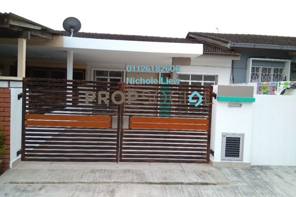 For Sale Terrace at Taman Bangi Jaya, Semenyih Freehold Unfurnished 3R/2B 415k