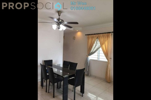 For Sale Condominium at Green Avenue, Bukit Jalil Freehold Fully Furnished 4R/2B 550k