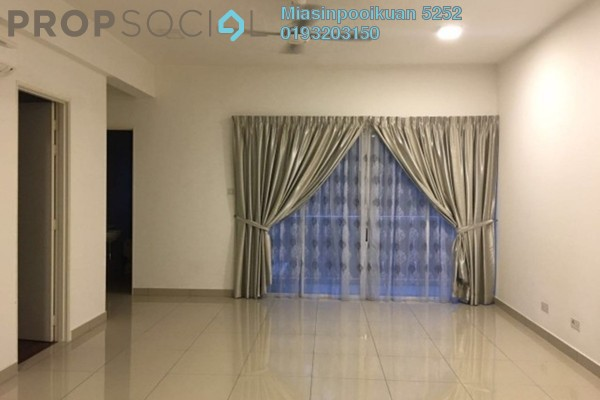 For Rent Condominium at 8 Petaling, Sri Petaling Freehold Semi Furnished 4R/5B 2.6k