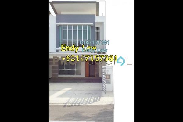 For Sale Terrace at Nusa Sentral, Iskandar Puteri (Nusajaya) Freehold Unfurnished 4R/3B 610k