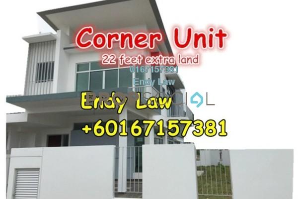 For Sale Terrace at Nusa Sentral, Iskandar Puteri (Nusajaya) Freehold Semi Furnished 4R/3B 800k