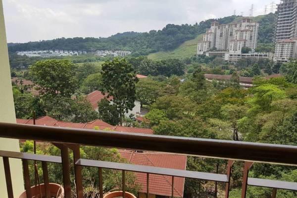 For Sale Condominium at Ritze Perdana 1, Damansara Perdana Freehold Semi Furnished 0R/1B 255k
