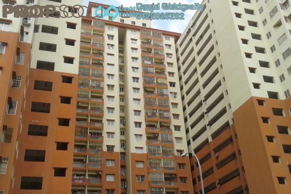 For Rent Apartment at Sri Dahlia Apartment, Kajang Freehold Unfurnished 3R/2B 900translationmissing:en.pricing.unit