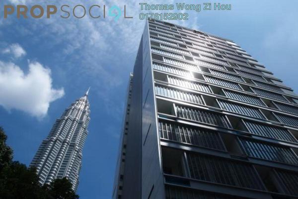 For Sale Condominium at One KL, KLCC Freehold Fully Furnished 3R/4B 5.05m