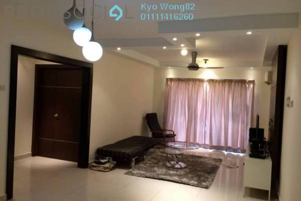 For Rent Condominium at Villamas Apartment, Bandar Puchong Jaya Freehold Fully Furnished 3R/2B 1.8k