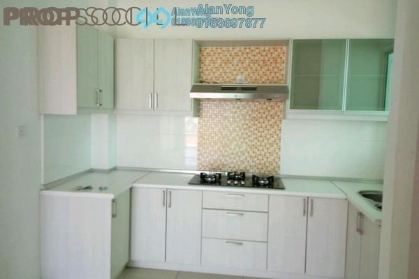For Rent Condominium at Panorama Residences, Sentul Freehold Semi Furnished 3R/2B 1.51k