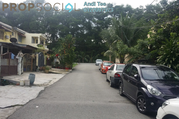 For Sale Terrace at Taman Megah, Cheras South Freehold Fully Furnished 3R/2B 390k