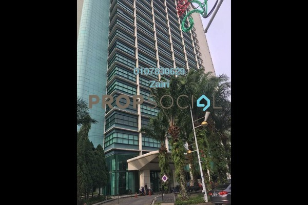 For Rent Office at Section 14, Shah Alam Freehold Unfurnished 0R/0B 37.5k