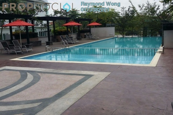For Rent Condominium at Puri Tower, Puchong Freehold Semi Furnished 3R/2B 1.2k