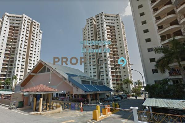 For Sale Condominium at Sri Angsana Hilir, Desa Pandan Freehold Fully Furnished 3R/2B 300k