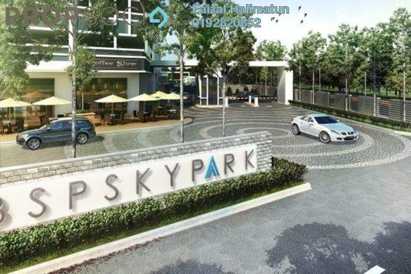 For Sale Condominium at BSP Skypark, Bandar Saujana Putra Freehold Unfurnished 4R/3B 635k