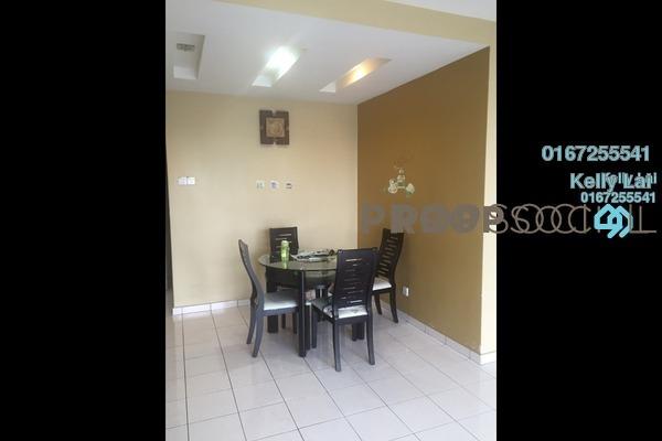 For Sale Condominium at Prima Tiara 2, Segambut Freehold Semi Furnished 2R/2B 395k