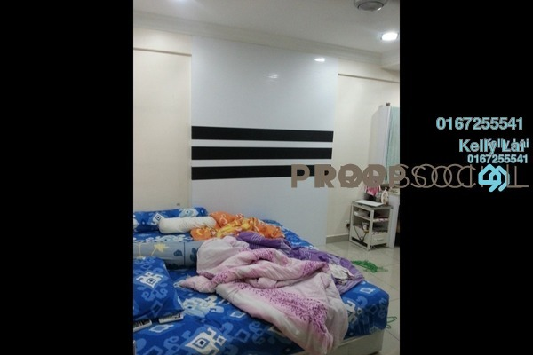 For Sale Condominium at First Residence, Kepong Freehold Semi Furnished 3R/2B 570k