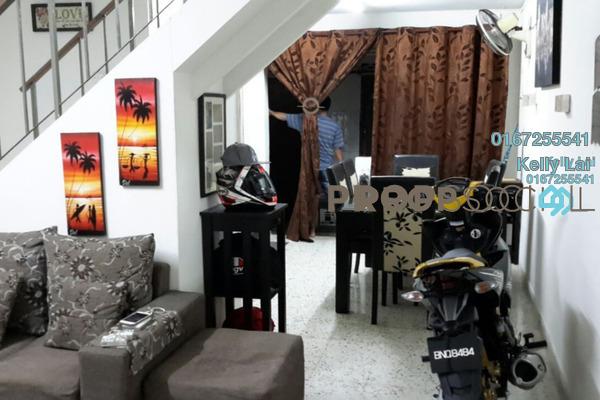For Sale Terrace at Taman Bandar Baru Selayang Fasa 2A, Batu Caves Freehold Semi Furnished 2R/1B 410k