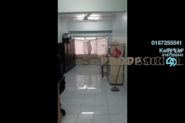 For Sale Condominium at Taman Mastiara, Jalan Ipoh Freehold Semi Furnished 3R/2B 230k