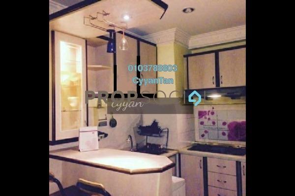 For Rent Condominium at Mutiara Sentul, Sentul Freehold Fully Furnished 0R/1B 1.1k