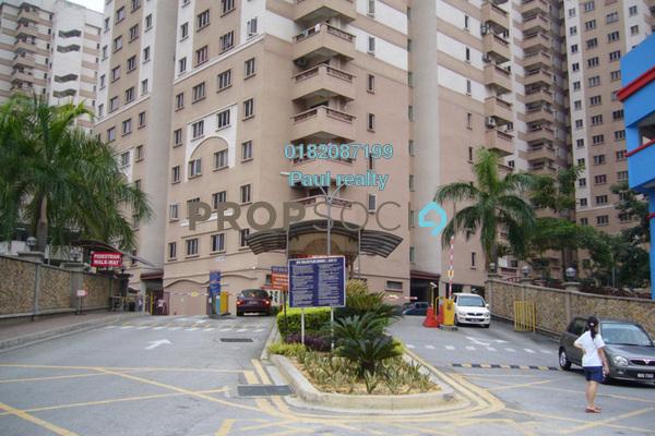 For Rent Condominium at Pelangi Damansara, Bandar Utama Freehold Unfurnished 3R/2B 1.35k