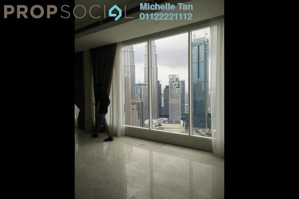 For Sale Condominium at Vipod Suites, KLCC Freehold Semi Furnished 4R/5B 5.39m