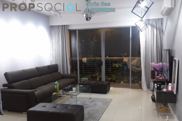 For Sale Condominium at The Westside Two, Desa ParkCity Freehold Fully Furnished 2R/3B 1.2m