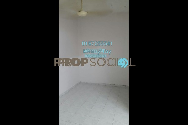 For Sale Apartment at Taman Pusat Kepong, Kepong Freehold Semi Furnished 3R/2B 235k