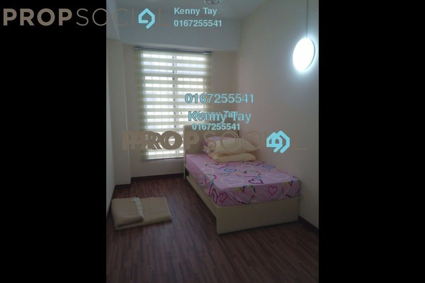 For Sale Apartment at Prima Saujana, Kepong Leasehold Semi Furnished 3R/2B 300k