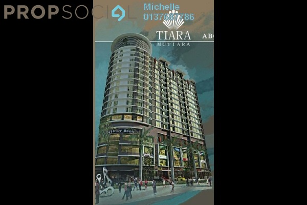For Sale Shop at Tiara Mutiara, Old Klang Road Freehold Fully Furnished 3R/3B 2.5m