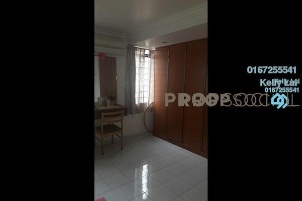 For Sale Apartment at Nilam Apartment, Segambut Freehold Semi Furnished 2R/1B 325k