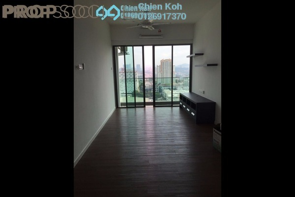 For Sale Condominium at Kelana Damansara Suite, Kelana Jaya Freehold Semi Furnished 2R/2B 740k